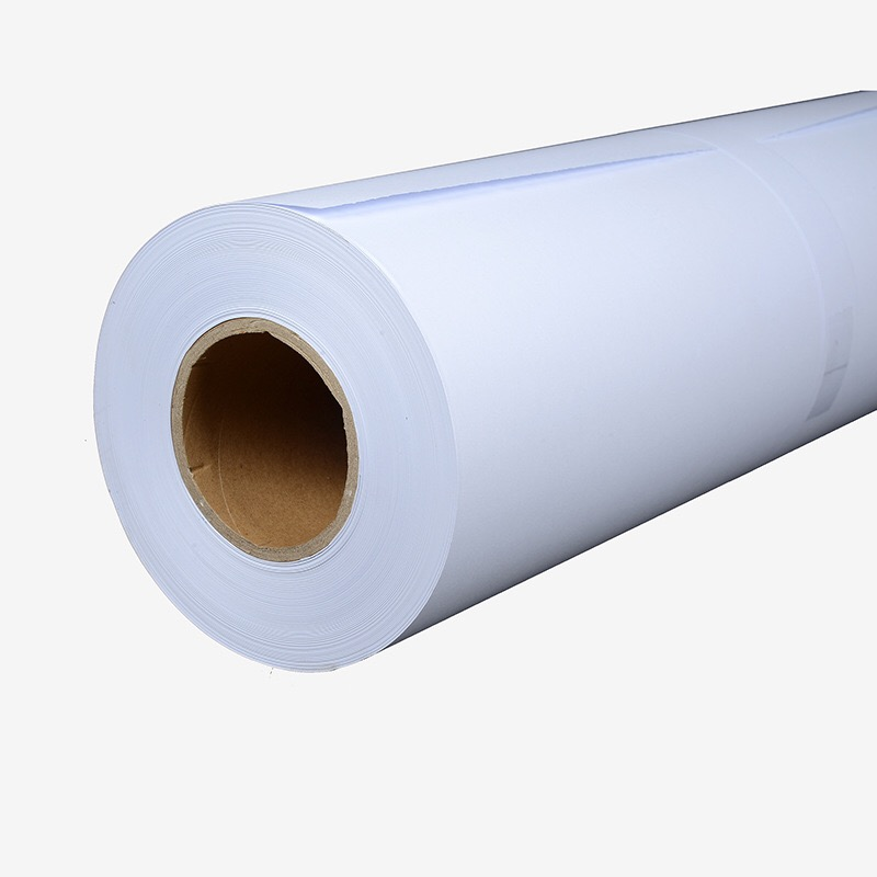 厂家批发 620工程绘图纸 工程复印纸 工程蓝图纸卷筒